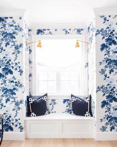 Floral Wallpaper #wallpapers #wallpaperdesign #FloralWallpaper #floral #interiordesignideas #interior