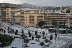 Avenue Cagnoli, Nice, France (Street Viewer)
