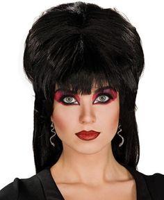 Rubies Costumes Standard Elvira Wig : Wigs