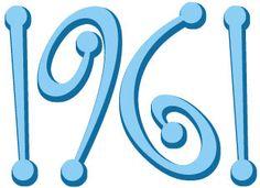 1961 TV Shows / 1961-1962 TV season. Aehhhh  esse ano cheguei no mundo e vim para arrasar.kkkkkkkkkk 28 10 1961.????!!!!kkkkkk