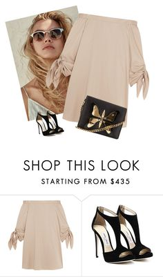 """""""togheter"""" by bodangela ❤ liked on Polyvore featuring TIBI and Gucci"""