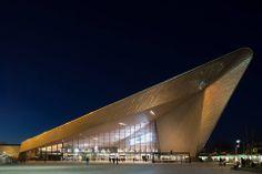 Rotterdam CS  Ossip Architectuurfotografie