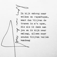My Life Quotes, Some Quotes, Quotes To Live By, Dutch Words, Poems Beautiful, Dutch Quotes, Life Words, Life Inspiration, Grief