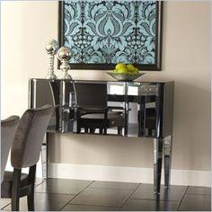 Standard Furniture Parisian Server in Gloss Black