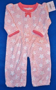 NWT Gymboree 0-3 Months Girl's One Piece Star Outfit #Gymboree #Everyday