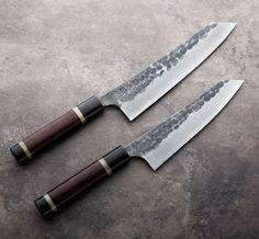 Tojiro K-Tip Gyuto 180mm & 215mm handmade chef knives from Niigata, Japan.