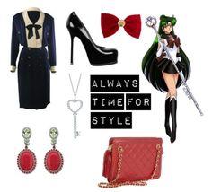 Trista-Sailor Pluto. Sailor Moon Dress Up