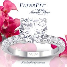 Center of attention...❤️ .  .  #martinflyer #flyerfitbymartinflyer #engagement #engaged #love #diamonds #ring #shesaidyes