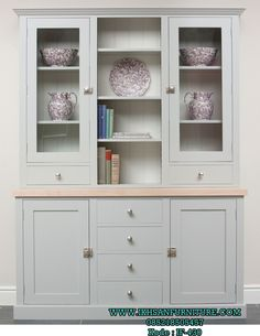 Kitchen dresser plans kitchen dresser plans to save yourself some real money when decorating your house you can buy old dated or worn furni. Kitchen Dresser, Kitchen Cabinet Storage, Kitchen Paint, Kitchen Furniture, Kitchen Interior, Home Furniture, Kitchen Design, Furniture Design, Kitchen Cabinets