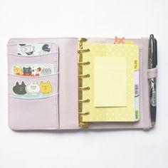 200415; ah very excited to share with you my first planner setup video  I have linked it in my IG profile !!  Let me know what you think.  #pocketplanner #lilac #small #kikkik #planner #setup #YouTube #filofax #cute #stationery #milkberri #pocketfilofax