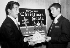 Dean Martin and Jerry Lewis /as1966