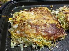 2013/05/16 Okonomiyaki 広島風お好み焼き
