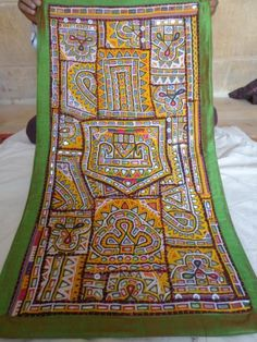 Handmade Wall Hanging,Patchwork Wall Decor,Hand Embroidery Tapestry,Home Decor