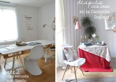 El estilismo de una campiña inglesa hace 50 años y su making of - Deco & Living Oversized Mirror, Furniture, Home Decor, Campinas, Outfits, Concept, Colors, Style, Decoration Home
