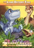 The Land Before Time: Chomper Double Feature - The Great Valley Adventure/The Mysterious Island [DVD]