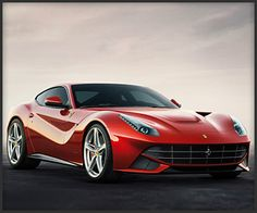 Ferrari F12 Berlinetta The Italian supercar maker outs its fastest production car ever, with a top speed of 211mph, powered by a 740hp V12 capable of hitting 62mph in 3.1 secs. Oh, and it doesn't look half bad either.
