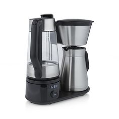 Free Shipping. Shop for coffee makers at Crate and Barrel. Browse drip coffee makers in a variety of sizes including single serve and 12 cup. Order online.