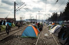 6,000 kids are stuck in Greece's largest refugee camp. Is a humanitarian crisis looming?
