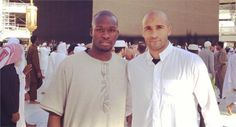 Haberin Ola! | Sow'dan Kabe Hatırası - Moussa Sow ile Kamara umreye gitti.