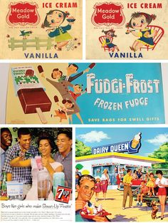 Ice Cream Ads