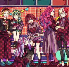 スタジオわさび(@StudioWasabi_)さん / Twitter Manga Art, Anime Art, The Wolf Game, Werewolf Games, Free Games, Drawing Reference, Haikyuu, Character Inspiration, Horror