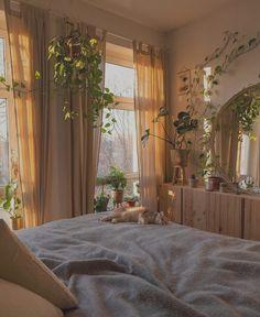 Room Design Bedroom, Room Ideas Bedroom, Bedroom Inspo, Funky Bedroom, Design Room, Bedroom Modern, Decor Room, Bedroom Designs, Interior Design