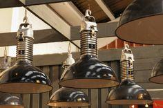 factory industrial lights
