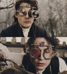Johnny Depp as Ichabod Crane in Sleepy Hollow <3 loved this movie as a kid