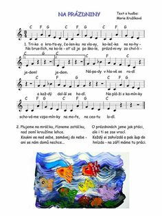 Music Do, In Kindergarten, Sheet Music, Preschool, Songs, Projects, Printables, Summer, Preschools