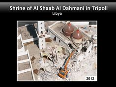 The destruction of this shrine in 2012 is an attack on the very notion of cooperation and tolerance between cultures.