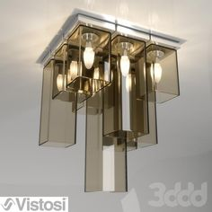 Светильник Vistosi TUBES