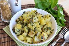 Insalata di patate alle erbe, scopri la ricetta: http://www.misya.info/ricetta/insalata-di-patate-alle-erbe.htm