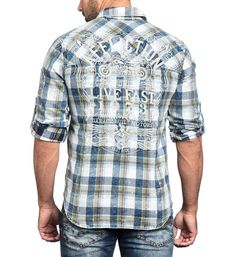 Affliction Clothing | Bold Move