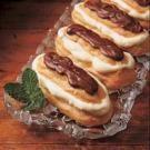 Banana Cream Eclairs Recipe | Taste of Home Recipes