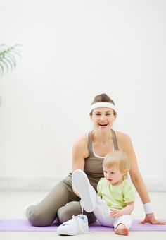 Every woman is grateful for their little bundle of joy. But now it is time to lose the baby weight.