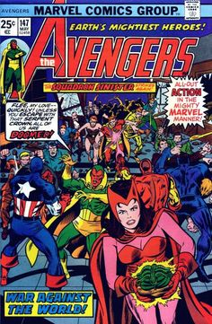 Snakes on a head (but Samuel L. Jackson didn't have a career yet, let alone in this)! It's a crisis on Earth-Deux as Actual Avengers battle DC Dupes in a world where Nelson Rockefeller is President and oil is currency.