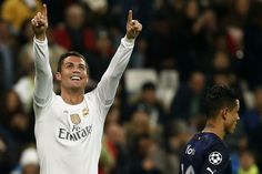UEFA Champions League Top Scorers: Real Madrid Winger Cristiano Ronaldo into Double Figures with 11 goals in UEFA Champions League Ronaldo also scored 100 goals for Real Madrid. Cristiano Ronaldo new record for Real Madrid. Real Madrid, Cristiano Ronaldo News, Teen World, Uefa Champions League, Barcelona, Blog, Soccer Photography, Champions League, Hs Sports