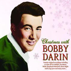 Bobby Darin Albums | ... Bobby Darin > Christmas With Bobby Darin, Featuring Six Bonus Tracks