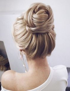 Put Up Hair Makeup Jewelry Belts Bride Hairstyles