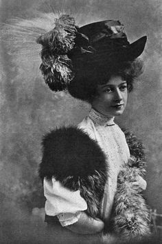 miginnis paris hats 1908