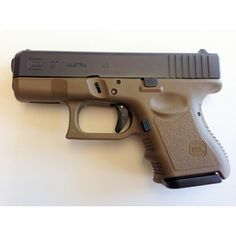 This baby WILL mine! Glock Accessories, Glock Guns, Home Defense, Military Weapons, Guns And Ammo, Firearms, Hand Guns, Edc, Black Labs