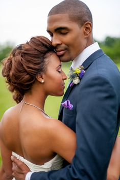 Mint and Purple Styled Shoot in DC from DFinney Photography - Munaluchi Bridal Magazine