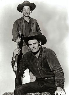 The Rifleman 1958  I pinned this  because as a teen   I opened for Jonny Crawford when I had my record deal, It was my First concert ever  Scarey as hell,, all these girls yelling Johnny Johnny,,, and I am up there dying to finish and run off stage!!!!!