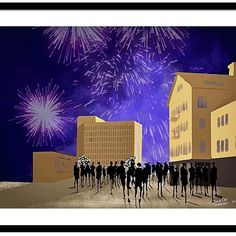 New Year's Eve in Narvik  #galleryart #gallery_237 #kunstgalleri #galleryartist #artgallery #onlinegallery #kunstner #artmodern #artgallery #abstractartist #art2artsgallery #thatgreatart #that_greatart #thatwasgreat #digitallandscape #colorfulartwork #colorfullart #daylypaintworks #artsharing #yourworldourart #artgalleries #kunstverk #selftaughtartist #artgallary #kunstner #kunst #northofnorway #paintingsdaily #nordlandiart #artnorway #norskefjell Online Gallery, Art Gallery, Narvik, Colorful Artwork, New Years Eve, Norway, My Arts, Landscape, Iphone
