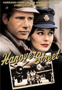 Harrison Ford in Hanover Street