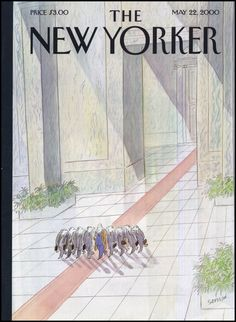 May 22, 2000 The New Yorker