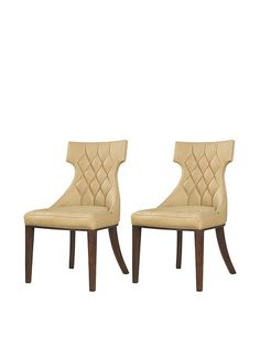 International Design Reine Set of 2 Dining Chairs, Cream, http://www.myhabit.com/redirect/ref=qd_sw_dp_pi_li?url=http%3A%2F%2Fwww.myhabit.com%2Fdp%2FB00NFHA0RS%3F