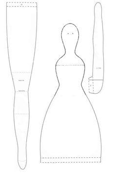 tilda+princess+pattern.jpg 1.066×1.600 pixels
