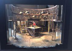 Sweeney Todd, Adelphi Theatre London. Designer- Anthony Ward