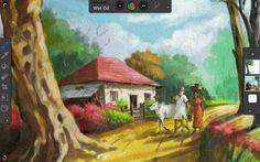 5 Aplicaciones Android para convertir fotos en pinturas al óleo Painting, Android Apps, Shape, Paint Effects, Art, Hipster Stuff, Painting Art, Paintings, Painted Canvas